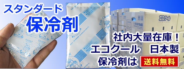 保冷平袋(内テープ有り)